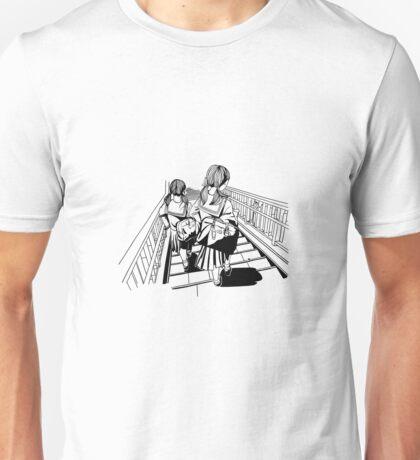 Japanese School Girls T-Shirt