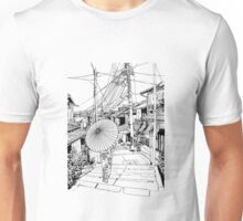 Kyoto - the old city Unisex T-Shirt