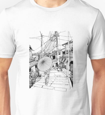 Kyoto - the old city T-Shirt