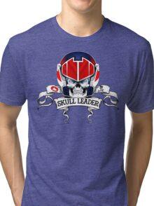 Skull Leader Tri-blend T-Shirt