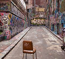 Rutledge Lane Chair by Esther Frieda
