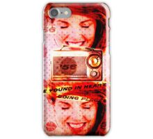 Forever Young no.85 iPhone Case/Skin