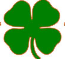 Glen Coco Lucky Clover St Patricks Day T-Shirt Sticker