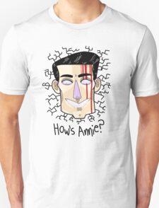 How's Annie? - Dale Cooper T-Shirt