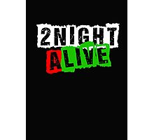 Tonight Alive (1) Photographic Print