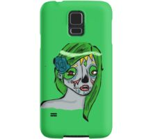 Day of The Dead girl Samsung Galaxy Case/Skin
