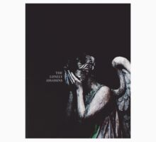 Doctor Who - Weeping Angel by drunkenazteca
