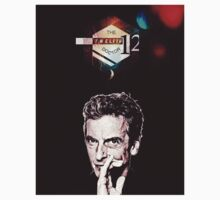 Doctor Who - Introducing CAPALDI by drunkenazteca