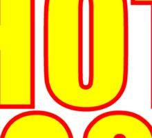 Hot Yoga  Sticker