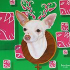 "Deer Head Chihuahua"" by Adrian Ramos"