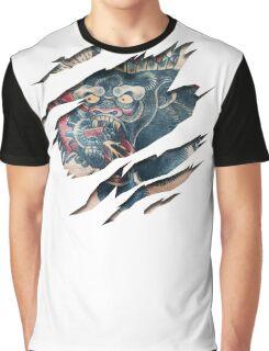 Conor Mcgregor Tattoo Graphic T-Shirt