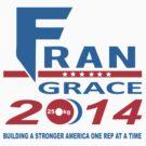 Vote-Fran grace  by reggie brown