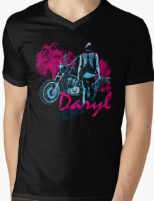 Daryl Drive Mens V-Neck T-Shirt