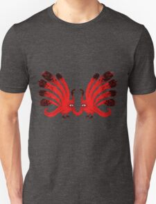 Mirror Image Fox Mask, How to See #2 T-Shirt