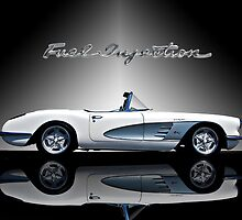 1959 Corvette 'Fuel Injection' by DaveKoontz