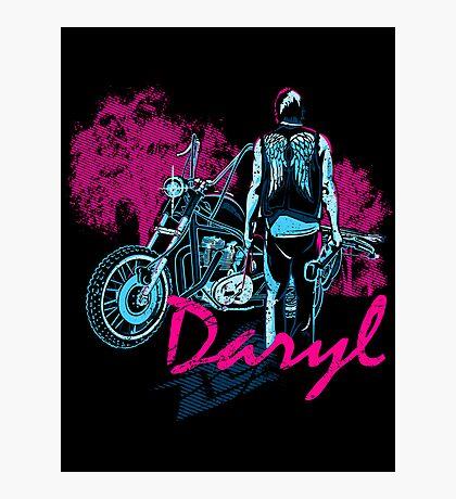 Daryl Drive Photographic Print