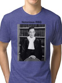 Notorious RBG Tri-blend T-Shirt
