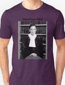Notorious RBG Unisex T-Shirt