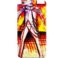 costume drawing tom w on set iPhone Case/Skin