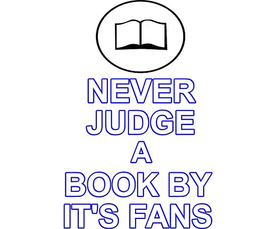 Never Judge A Book by Hadam10Rose