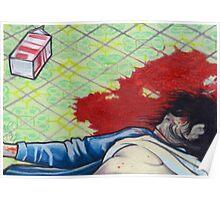true crime; ramirez crime scene Poster