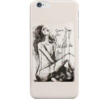 Skinny Love Iphone cover iPhone Case/Skin
