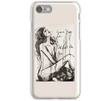 Skinny Love Iphone cover iPhone Case/Skin