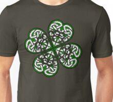 Brass Knuckle Shamrock Unisex T-Shirt
