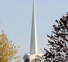 Steeple by aprilann