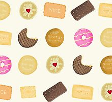 ALL of the biscuits. by sazzlepop