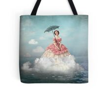 Swimming Cloud Tote Bag