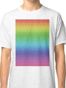 Rainbow Waterfalls Classic T-Shirt