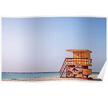 Beach Life - Miami Poster
