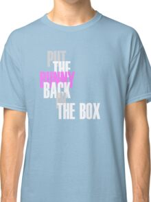Con Air - Put The Bunny Back In The Box Classic T-Shirt