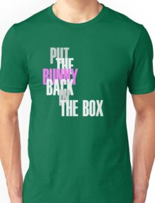 Con Air - Put The Bunny Back In The Box Unisex T-Shirt