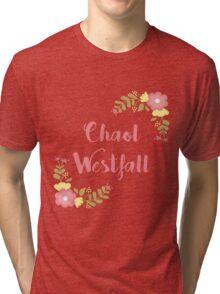 Chaol Westfall ( Throne Of Glass ) Tri-blend T-Shirt