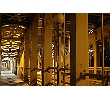 High Level Bridge Newcastle Upon Tyne Photographic Print