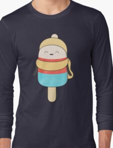 popsicle - freezing but never cold! Long Sleeve T-Shirt
