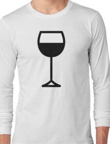 Wine Long Sleeve T-Shirt