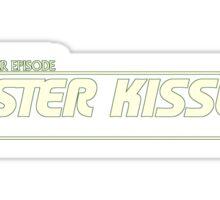 Sister Kisser Sticker