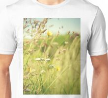 Prairie Wildflowers Unisex T-Shirt