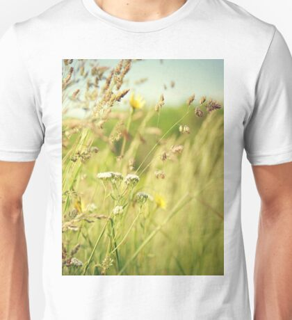 Prairie Wildflowers Unisex T-Shirt