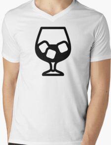 Liquor Mens V-Neck T-Shirt