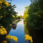 Kennet and Avon Canal by mlphoto