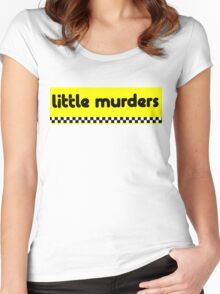 Murder Two Women's Fitted Scoop T-Shirt