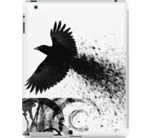 the raven 2 iPad Case/Skin