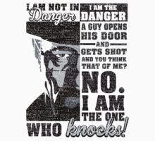 Breaking Bad Heisenberg Shirt by Ryan Jay Cruz