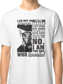 Breaking Bad Heisenberg Shirt Classic T-Shirt