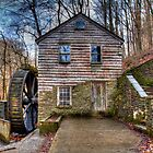 The Rice Gristmill (HDR) by photodug