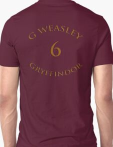 Ginny Weasley Chaser  Unisex T-Shirt